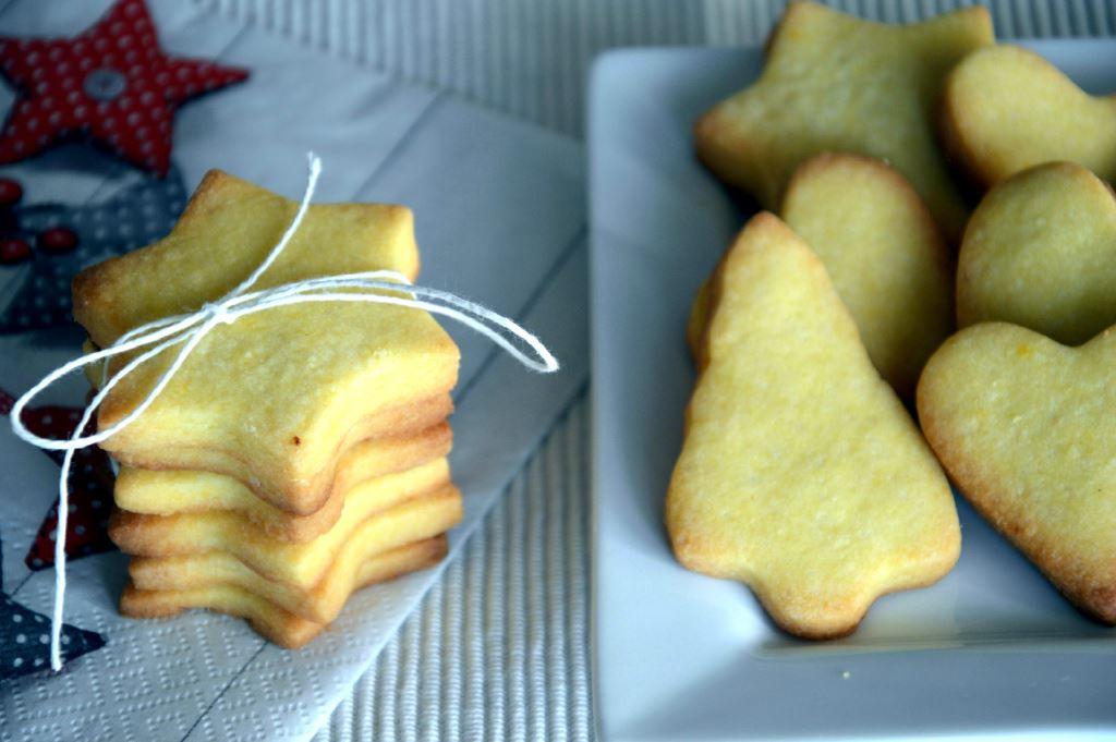 Włoskie kruche ciasteczka – frollini